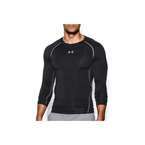 UNDER ARMOUR HEAT GEAR COMPRESSION LONG SLEEVE SHIRT 1