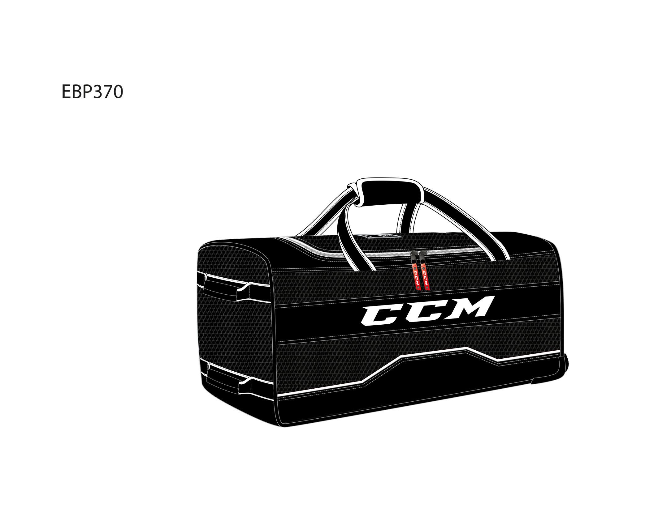 CCM 370 BASIC PYÖRÄLLINEN KASSI 1