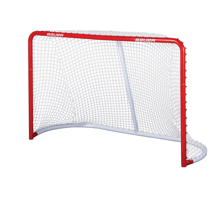 BAUER OFFICIAL PERFORMANCE STEEL GOAL 1