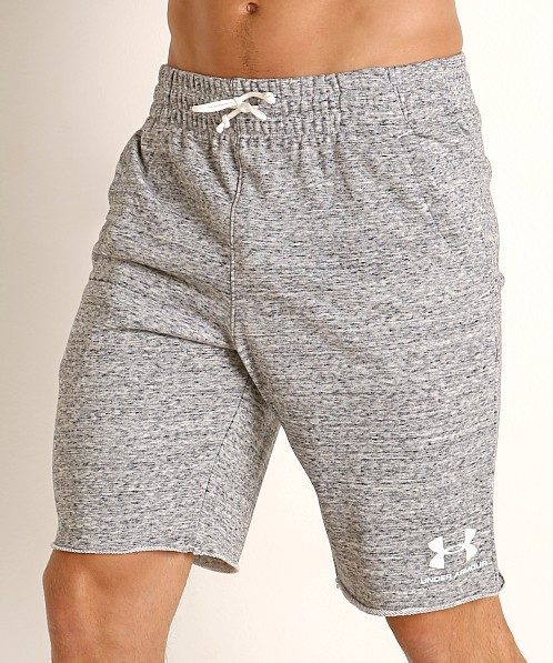 UNDER ARMOUR SPORTSTYLE TERRY SHORTS 1