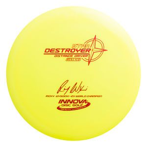 INNOVA STAR DESTROYER -RICKY WYSOCKI SIGNATURE SERIES 1