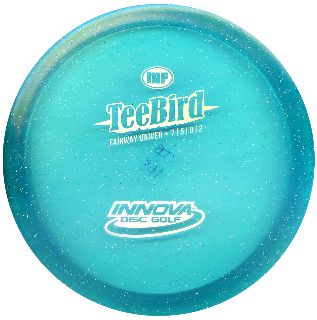 INNOVA METAL FLAKE CHAMPION TEEBIRD 1