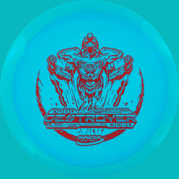 INNOVA STAR DESTROYER - SOCKIBOT RICKY WYSOCKI 1
