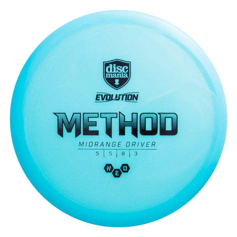 DISCMANIA EVOLUTION NEO METHOD 1