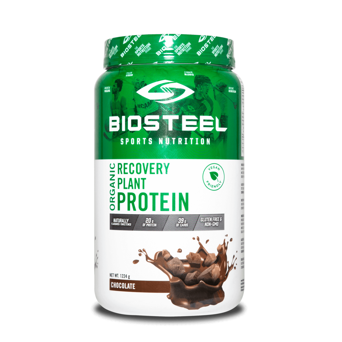 BIOSTEEL PLANT-BASED RECOVERY PROTEIN 1224G 1