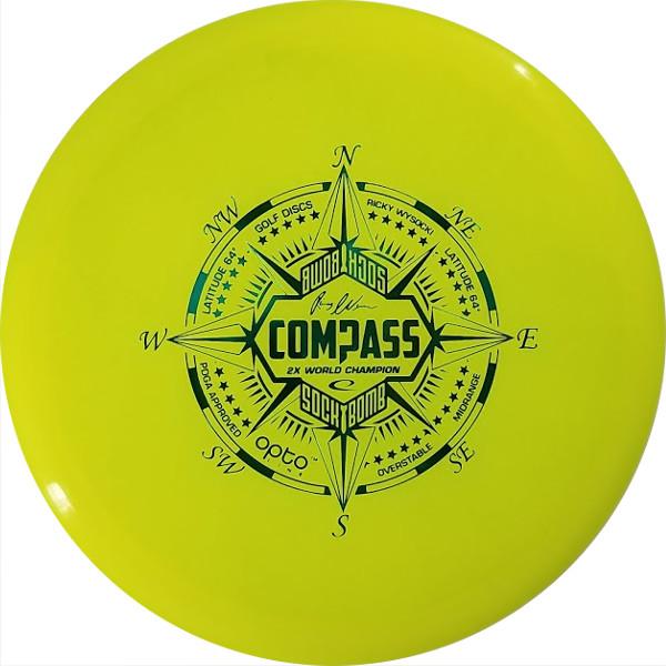 LATITUDE 64 OPTO COMPASS 1