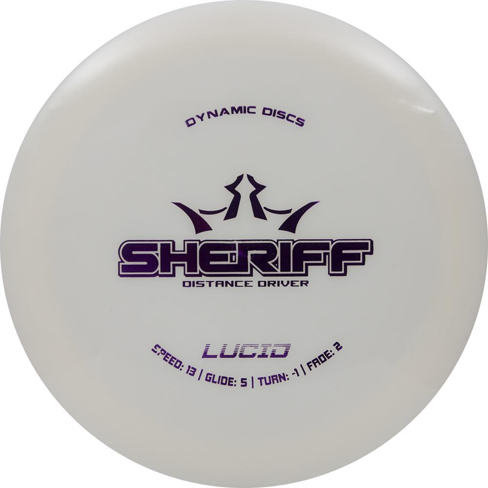 DYNAMIC DISCS LUCID SHERIFF 1