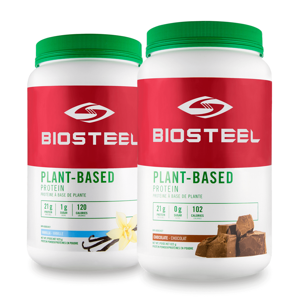 BIOSTEEL PLANT-BASED PROTEIN 825G 1