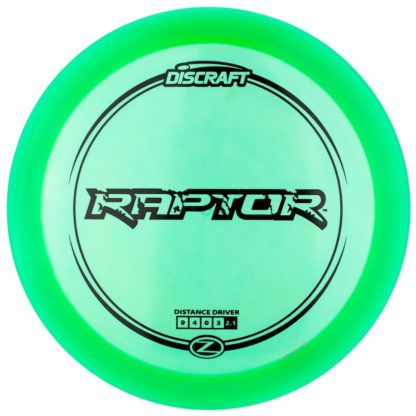 DISCRAFT Z-LINE RAPTOR 1