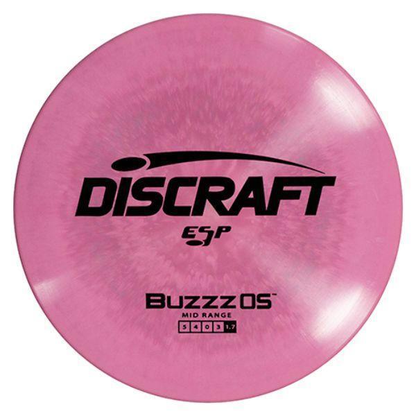 DISCRAFT ESP BUZZZ OS 1