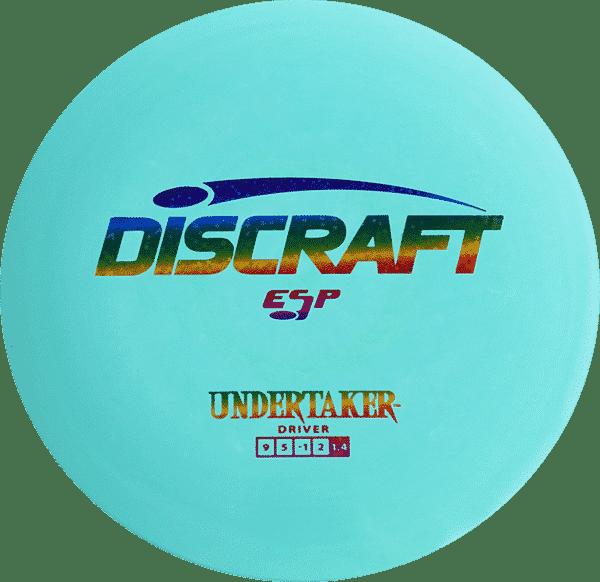 DISCRAFT ESP UNDERTAKER 1