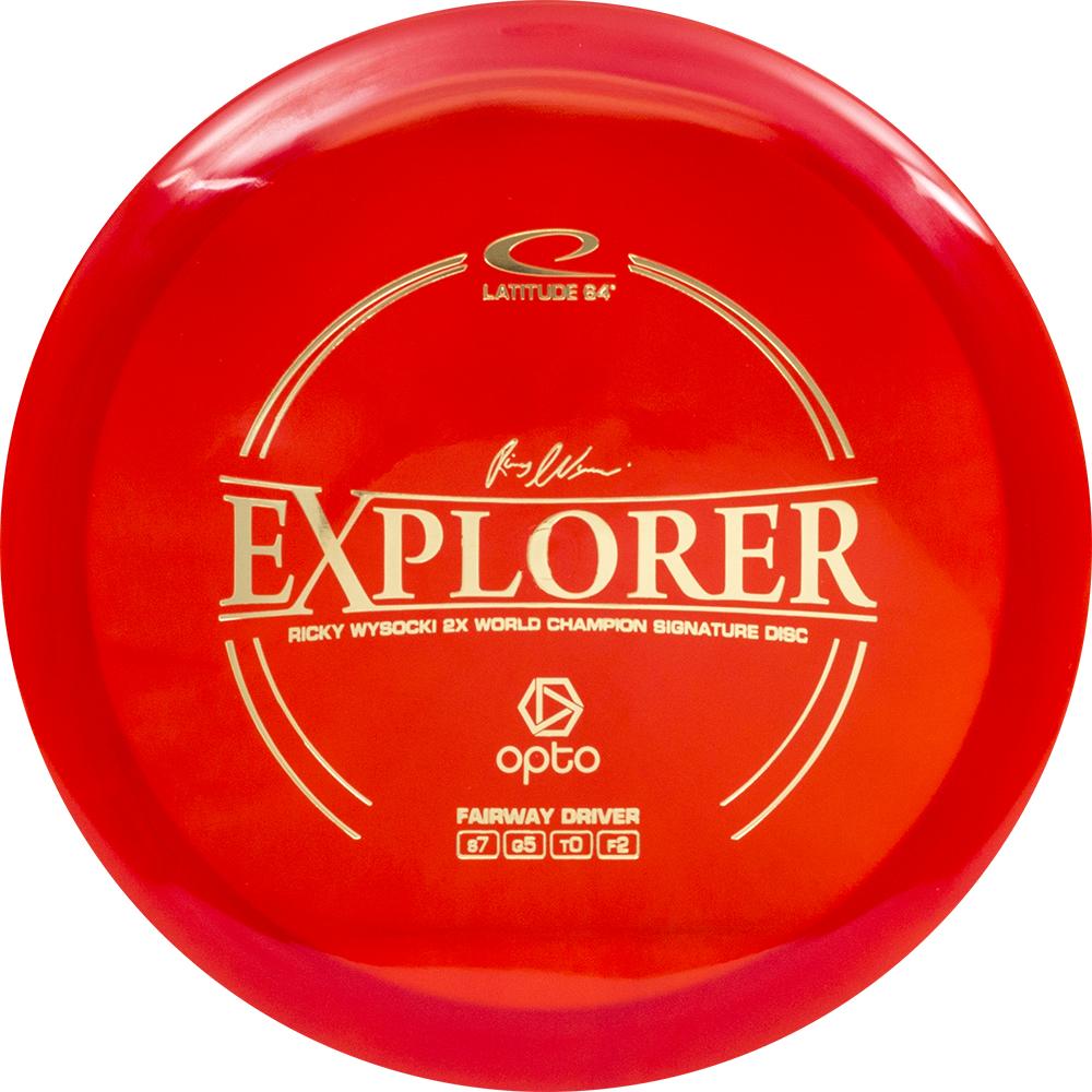 LATITUDE 64 OPTO EXPLORER 1