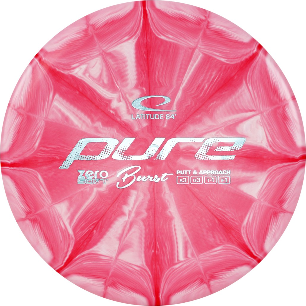 LATITUDE 64 ZERO SOFT BURST PURE 1