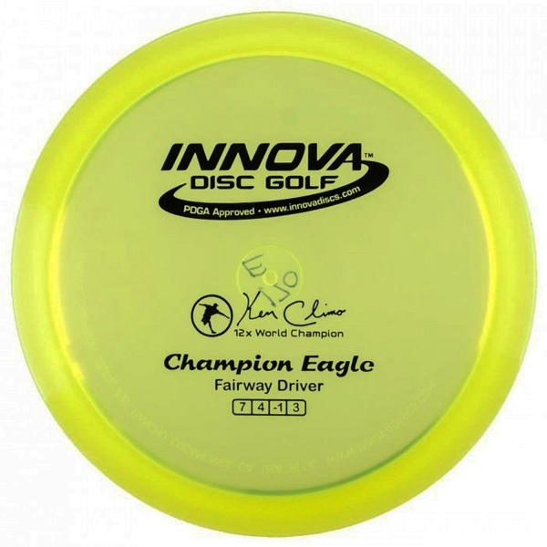 INNOVA CHAMPION EAGLE- KEN CLIMO 12X WC 1