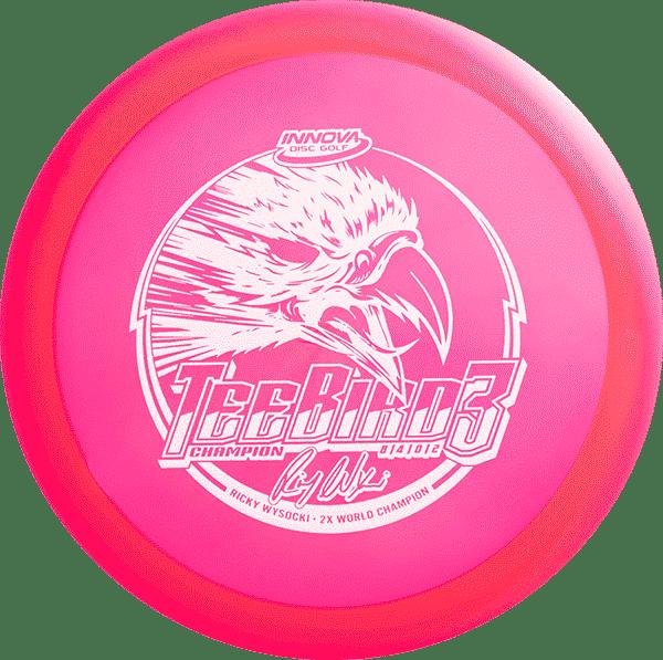 INNOVA CHAMPION TEEBIRD3- RICKY WYSOCKI 2X WC 1