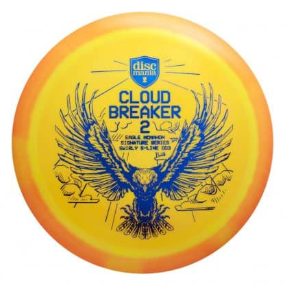 DISCMANIA SWIRLY S-LINE DD3 CLOUD BREAKER 2 EAGLE MCMAHON SIGNATURE SERIES 1