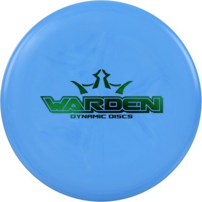 DYNAMIC DISCS CLASSIC MOONSHINE WARDEN BAR STAMP 1