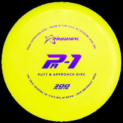 PRODIGY DISC 200 PA-1 1