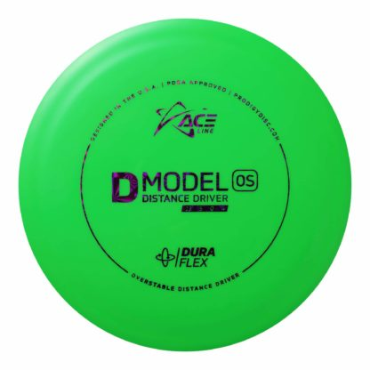 PRODIGY DISC ACE LINE D MODEL OS DURAFLEX BLANC 1