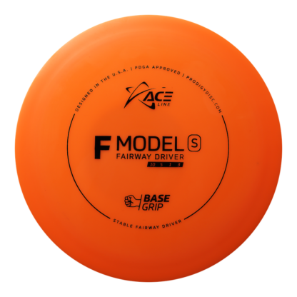PRODIGY DISC ACE LINE F MODEL S BASEGRIP 1