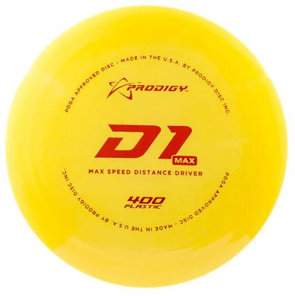 PRODIGY DISC 400 D1 MAX 1