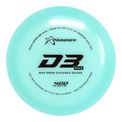 PRODIGY DISC 400 D3 MAX 1