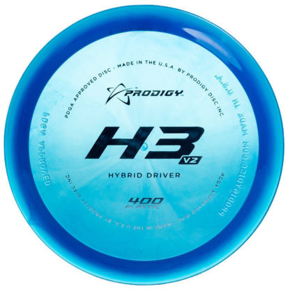 PRODIGY DISC 400 H3 V2 1