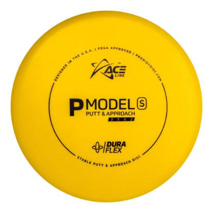 PRODIGY DISC ACE LINE P MODEL S DURAFLEX 1